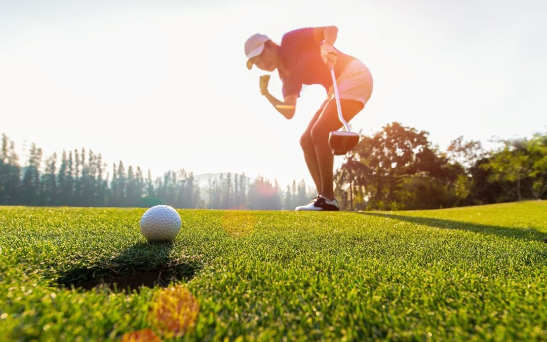 Level Up Your Golf Game with the Best Putting Green in Tracy
