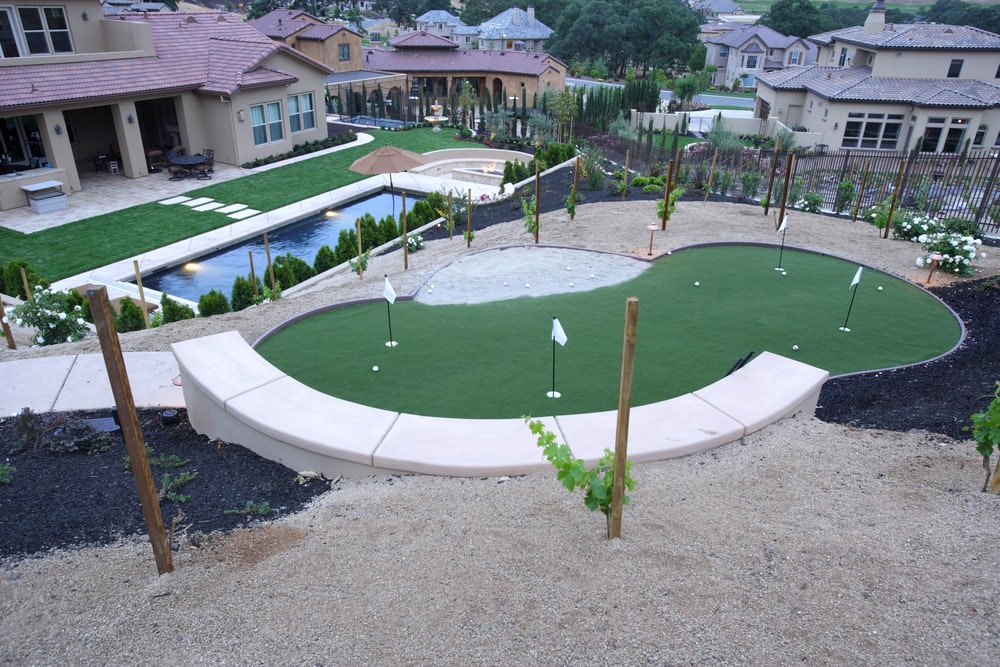 Upgrading with Artificial Grass in Tracy: Why Putting Greens are the Best Backyard Amenity